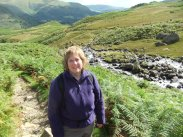 Carrie, AED Student Advisor, visited England in September, 2013. She hiked through the Lake District in the northwest corner of England.