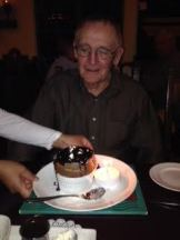 Retired StuDev counselor Clete Hinton recently celebrated his 80th birthday. Clete now lives in Show Low, AZ