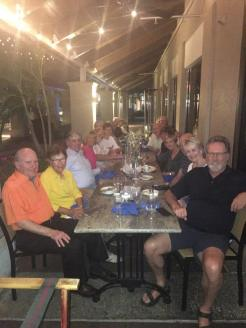 Feb 7, 2018 Florida gathering of 20 retirees.